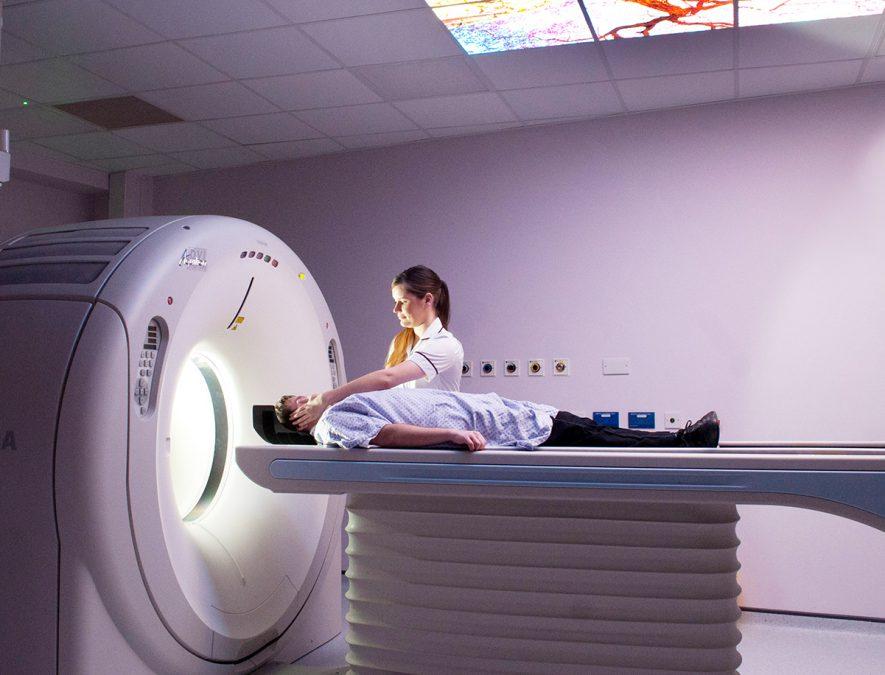YDH MRI Machine
